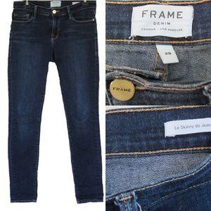 Frame Le Skinny de Jeanne Jeans Size 29